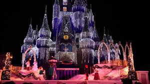 amazing new magic kingdom cinderella u0027s castle xmas lights