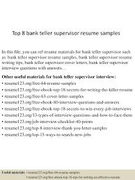 Sample Cover Letter For Bank Teller Position Home Design Ideas Bank Teller Resume Sample Template Teller Job