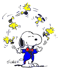 summer snoopy dance clipart cliparthut free clipart