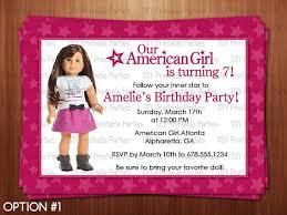 birthday invitation card american birthday invitations