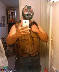 bane costume bane character costume the rises photo 2 5