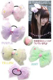 barrettes hair kids rakuten global market fairy ribbon pony hair
