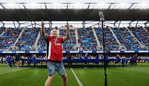 Players Bench Prince George Hours Krazy George And San Jose Earthquakes Still A Match