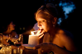 does lighting a cigarette with a candle cause a sailor to die