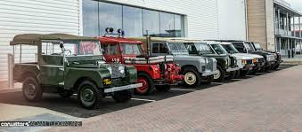old land rover truck jaguar land rover classic works simply incredible carwitter