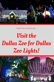when do the zoo lights start visit the dallas zoo this december for dallas zoo lights