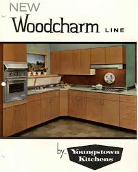 Kitchen Ads by Youngstown Kitchens Woodcharm Line Retro Renovation