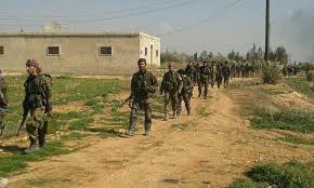 siege army syrian army tightens siege on last is bastion in deir ezzor