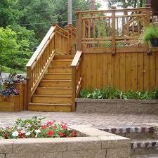 custom deck builder patio design archadeck outdoor living