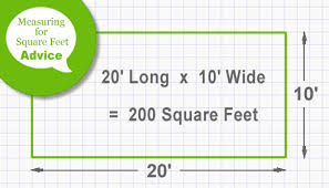 how to measure the square footage of a house how to measure calculate total square feet in a space or area