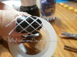 arcadianailart 3 striping tape nail art designs blue me away