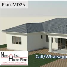 House Plans Designs Botswana