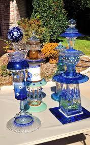 dalrymple glass artist garden ornaments