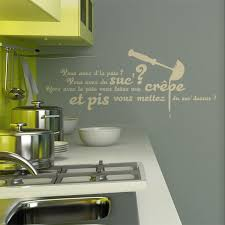 stickers texte cuisine sticker crêpe au sucre stickers center