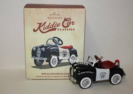 hallmark 2015 kiddie car classics 1949 gillham car ornament