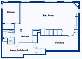 Basement Finishing Floor Plans - basement remodeling how much does it cost and how to save money