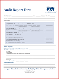 template for audit report format for audit report purchase order format mill worker
