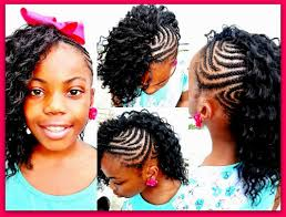 children weaving braids is our crown