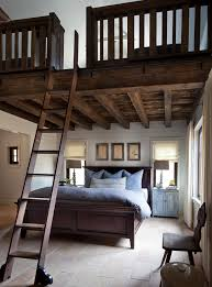 loft style bed marvelous adult loft bed method austin farmhouse bedroom