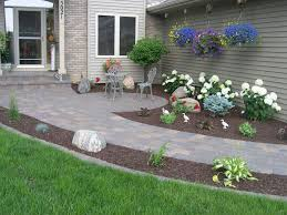 before and after landscaping projects in st michael monticello
