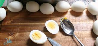 How Long Can Hard Boiled Eggs Sit At Room Temperature - the secret to easy to peel hard boiled eggs sober julie