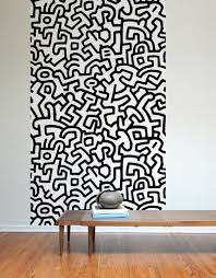 Temporary Wallpaper Tiles by Easy Peel And Stick Wallpaper Cute Apartment Wall Art