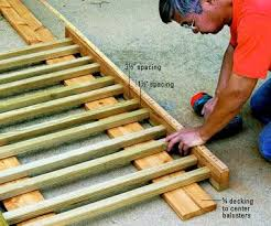 How To Build A Deck Handrail Best 25 Deck Balusters Ideas On Pinterest Deck Railings Metal