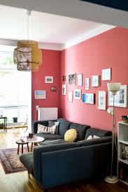 Wohnzimmer Einrichten Mit Schwarzer Couch Projekt Traumwohnung 2 0 U2013 Endlich Farbe An Den Wänden Mit Schöner