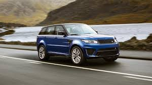modified range rover sport it u0027s here the fastest ever range rover top gear