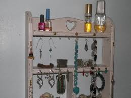 Shabby Chic Jewelry Display by 45 Best Country Chic Jewelry Designs Images On Pinterest Country