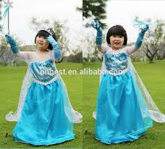 Halloween Elsa Costume Frozen Elsa Princess Dress Elsa Costume Girls Dress Elsa Costume