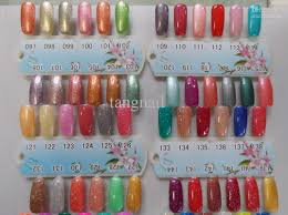 salon nail polish colors images