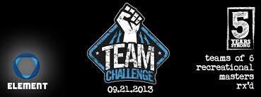 Team Challenge 2013 Element Team Challenge Heat Assignments Element Crossfit