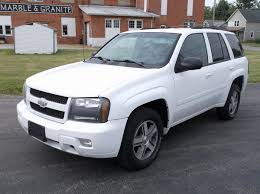 chevrolet trailblazer 2008 chevrolet trailblazer brims import