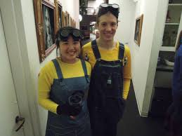 halloween costumes minion halloween 2014 miley cyrus to minions cheap homemade diy