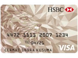 persyaratan buat kartu kredit hsbc kartu kredit hsbc gold cermati