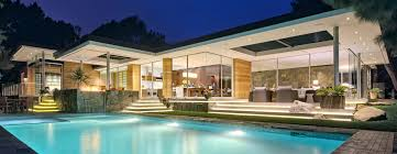 mid century modern in malibu residential galleries