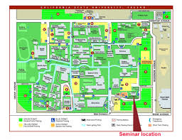 Csuf Map Fresno State Map