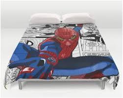 full size spiderman marvel comics duvet cover u2013 superhero sheets