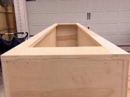 bench deck storage bench seat furniture diy seating with