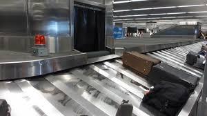 united baggage international baggage claim san francisco international airport california youtube
