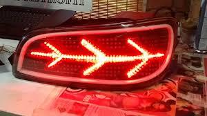 how to make custom led tail lights honda s2000 taillights led ap1 youtube