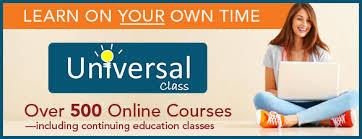 universal online class free online courses from universal class camden county library