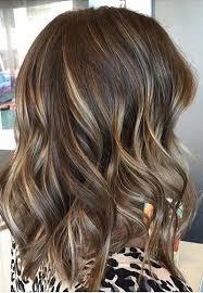 hair color pics highlights multi multi toned brunette mane interest