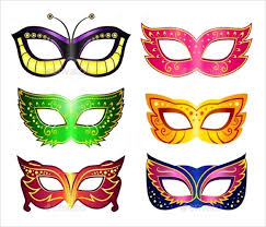 mask template sle masquerade mask template 14 documents in pdf psd
