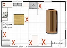 kitchen dining room floor plans the floor plan for our kitchen andrea dekker