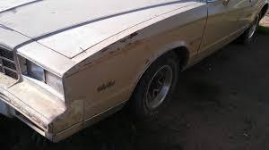 Monte Carlo 2 Door 1981 Chevrolet Monte Carlo Base Coupe 2 Door 3 8l For Sale In