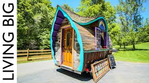 incredible tiny house cafe is a true work of art youtube
