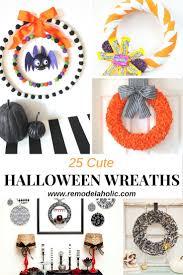 cute halloween wreaths 372 best holiday halloween images on pinterest halloween ideas