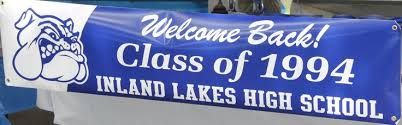 high school reunion banners class reunion banner to welcome classmates class reunion